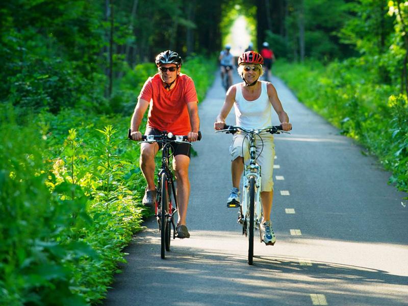 Vélo dans Bellechasse